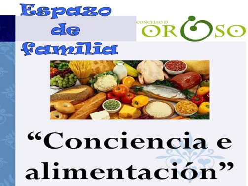 charla Conciencia e Alimentación