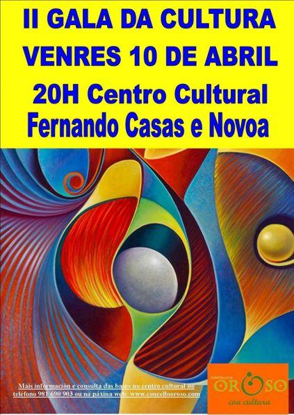 Gala Cultura 2015
