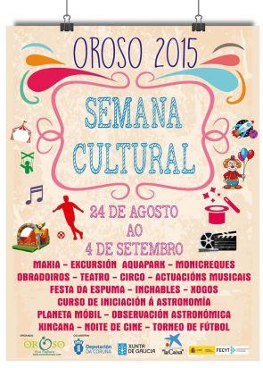 140824 Semana Cultural
