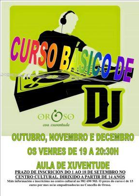 150901 Abre prazo curso DJ